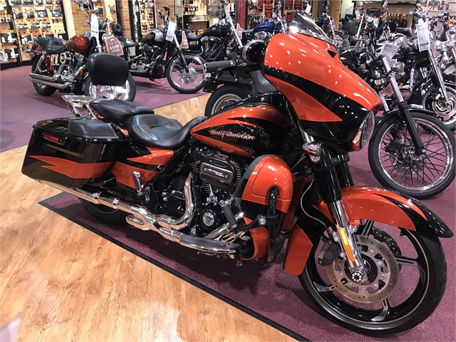 2017 Harley-Davidson Street Glide CVO Street Glide at #1 Cycle Center Harley-Davidson