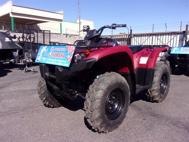 2020 Yamaha Kodiak 450 EPS at Bobby J's Yamaha, Albuquerque, NM 87110