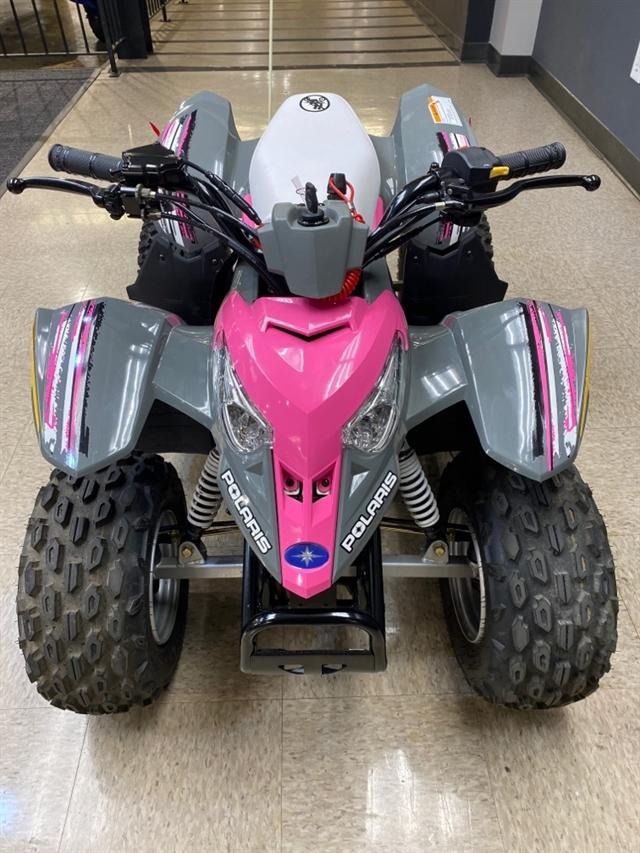 2018 Polaris Outlaw 50 at Sloans Motorcycle ATV, Murfreesboro, TN, 37129