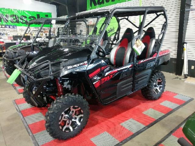2019 Kawasaki Teryx4 LE at Prairie Motor Sports, Prairie du Chien, WI 53821