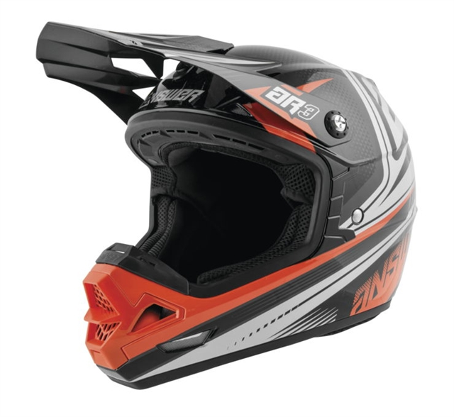 2019 UNIVERSAL ANSWER AR-3 CHARGE HELMET at Randy's Cycle, Marengo, IL 60152