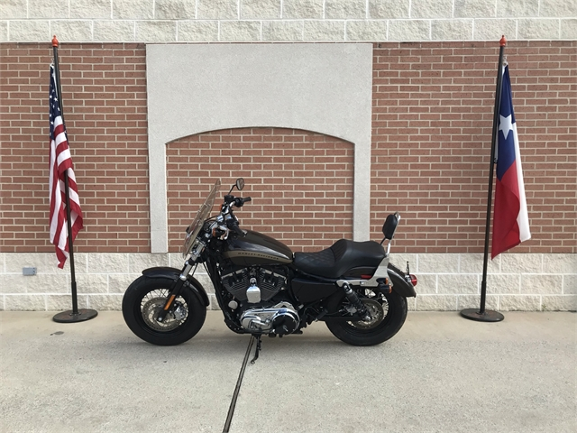 2018 Harley-Davidson Sportster 1200 Custom at Roughneck Harley-Davidson