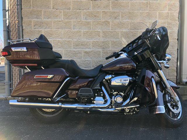2018 Harley-Davidson Electra Glide Ultra Limited at Bluegrass Harley Davidson, Louisville, KY 40299