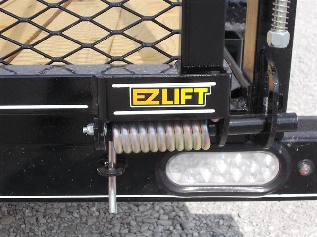 2021 Doolittle Trailers PREMIER PIPE-TOP 660 Series Single Axle 3K at Nishna Valley Cycle, Atlantic, IA 50022