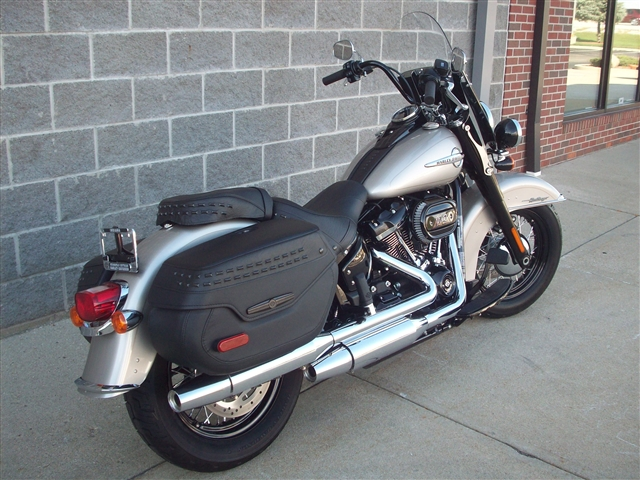 2018 Harley-Davidson Softail Heritage Classic 114 at Indianapolis Southside Harley-Davidson®, Indianapolis, IN 46237