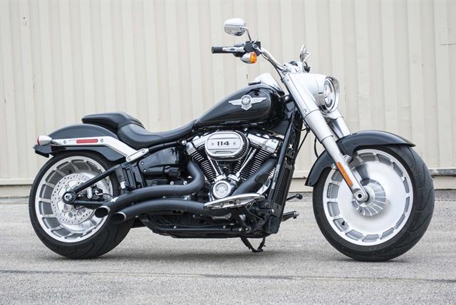 2019 Harley-Davidson Softail Fat Boy 114 at Javelina Harley-Davidson