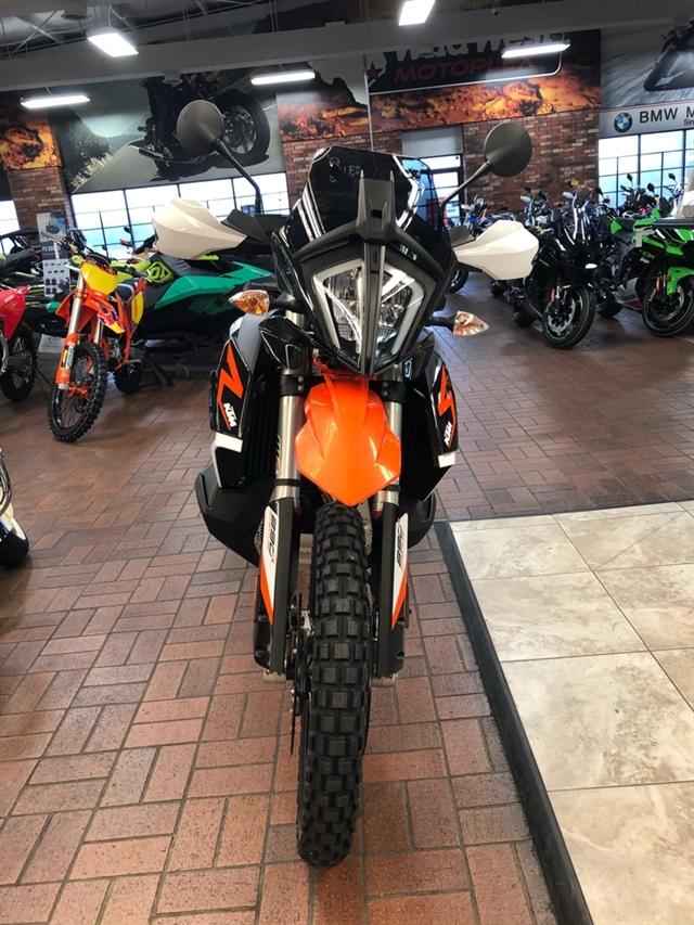 2021 KTM Adventure 890 R at Wild West Motoplex