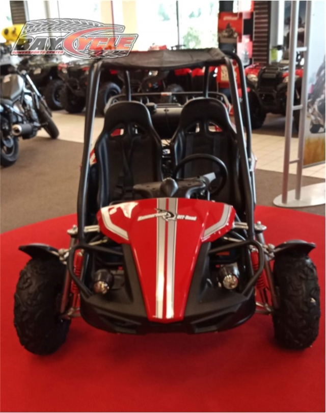 2018 Hammerhead Off Road GTS150 NEW BODY at Bay Cycle Sales