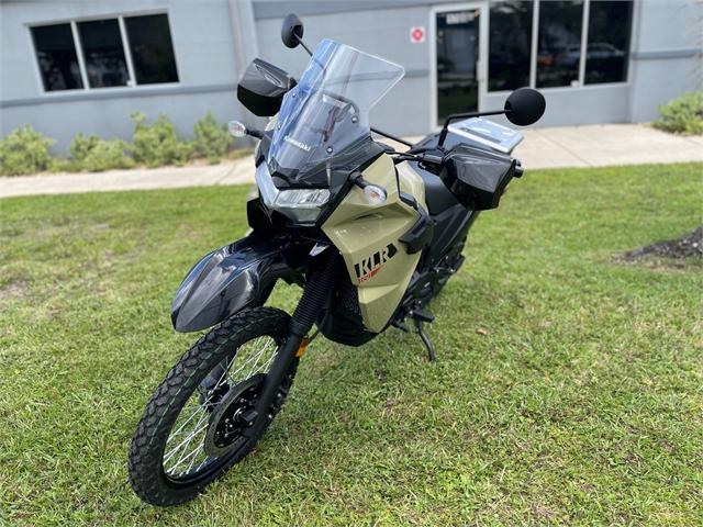 2022 Kawasaki KLR 650 ABS at Powersports St. Augustine