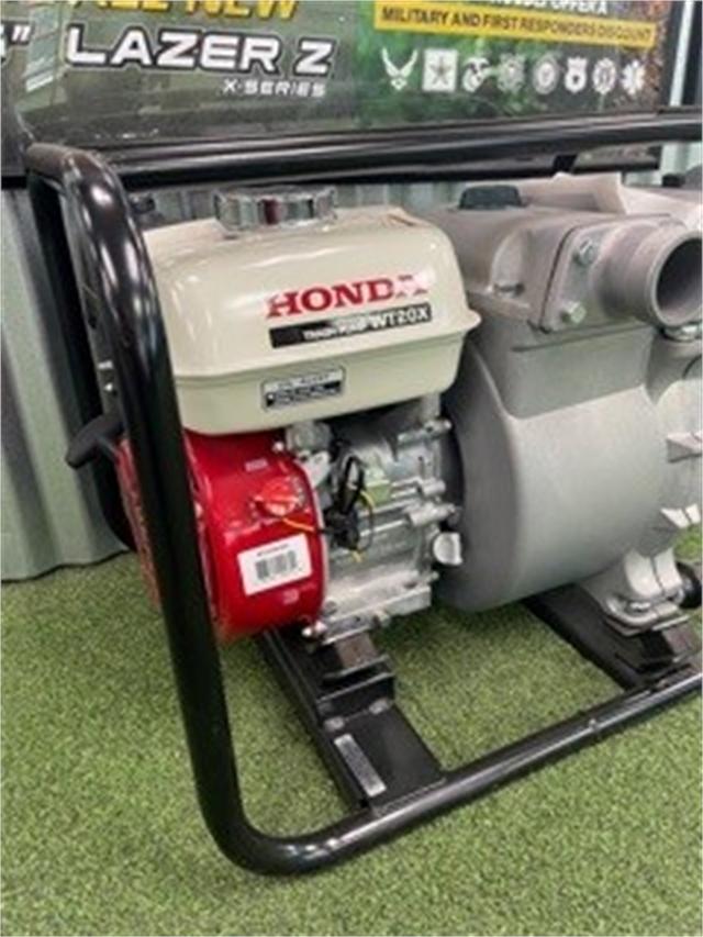 2020 Honda Power Equipment WT20XK4AC at Columbanus Motor Sports, LLC