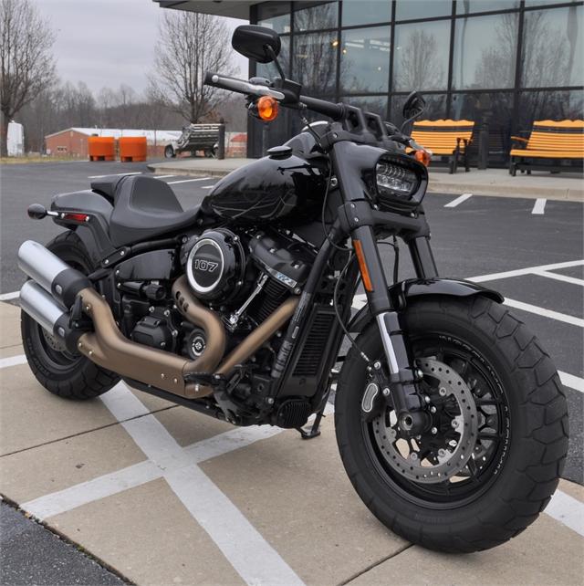 2018 Harley-Davidson Softail Fat Bob at All American Harley-Davidson, Hughesville, MD 20637