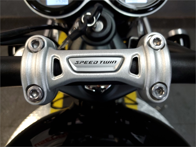 2019 Triumph Speed Twin Base at Used Bikes Direct