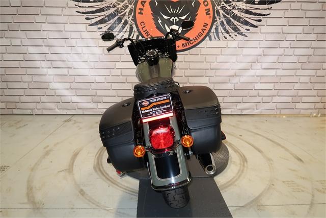 2021 Harley-Davidson Touring FLHCS Heritage Classic 114 at Wolverine Harley-Davidson