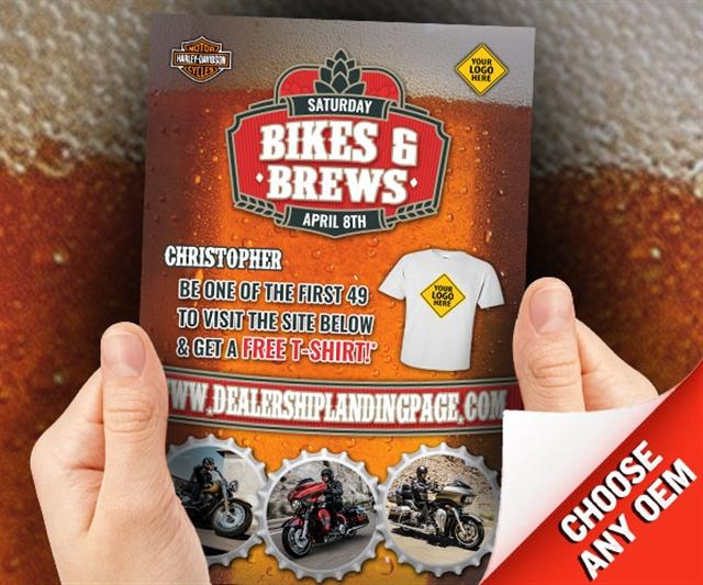 2018 ANYTIME Bikes & Brews Powersports at PSM Marketing - Peachtree City, GA 30269