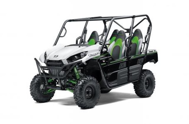 2019 Kawasaki Teryx4 Base at Pete's Cycle Co., Severna Park, MD 21146