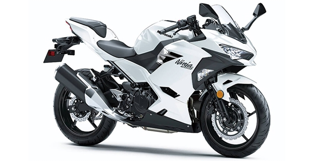 2020 Kawasaki Ninja 400 Base at Hebeler Sales & Service, Lockport, NY 14094