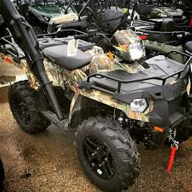 2019 Polaris Sportsman 570 SP Hunter Edition at Kent Powersports of Austin, Kyle, TX 78640
