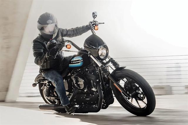 2018 Harley-Davidson Sportster Iron 1200 at Southside Harley-Davidson