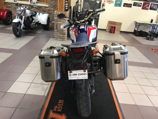 2017 Honda Africa Twin DCT ABS at High Plains Harley-Davidson, Clovis, NM 88101