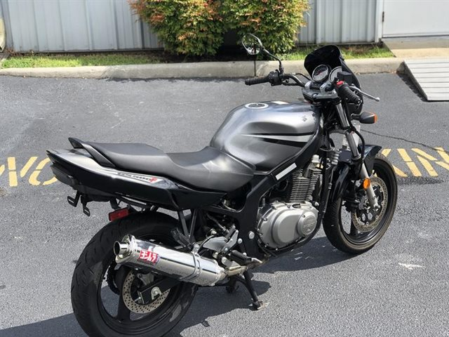 2007 Suzuki GS 500F at Southside Harley-Davidson