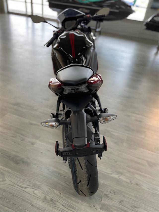 2021 Kawasaki Ninja 650 ABS at Jacksonville Powersports, Jacksonville, FL 32225