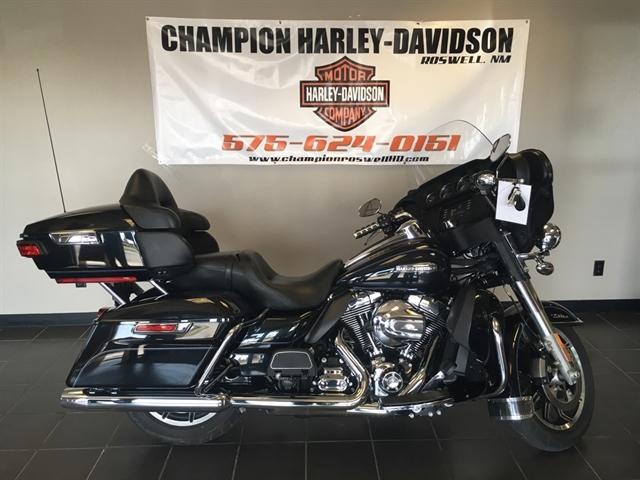 2014 Harley-Davidson Electra Glide Ultra Classic at Champion Harley-Davidson