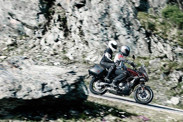 2021 Kawasaki Versys 650 LT at Extreme Powersports Inc