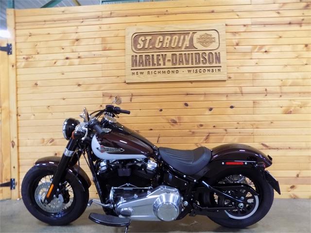 2021 Harley-Davidson Cruiser Softail Slim at St. Croix Harley-Davidson