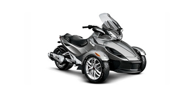 2014 Can-Am Spyder ST at Star City Motor Sports