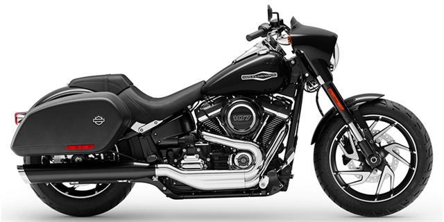 2019 Harley-Davidson Softail Sport Glide at Gruene Harley-Davidson