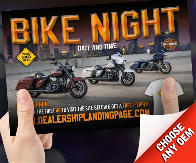 Bike Night Powersports at PSM Marketing - Peachtree City, GA 30269