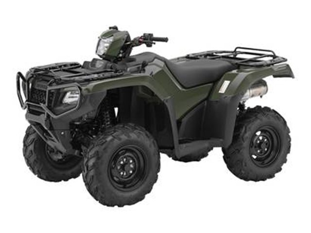 2018 Honda FourTrax Foreman Rubicon 4x4 Automatic DCT at Seminole PowerSports North, Eustis, FL 32726