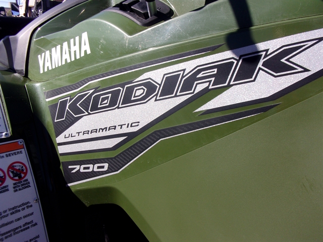 2020 Yamaha Kodiak 700 at Bobby J's Yamaha, Albuquerque, NM 87110