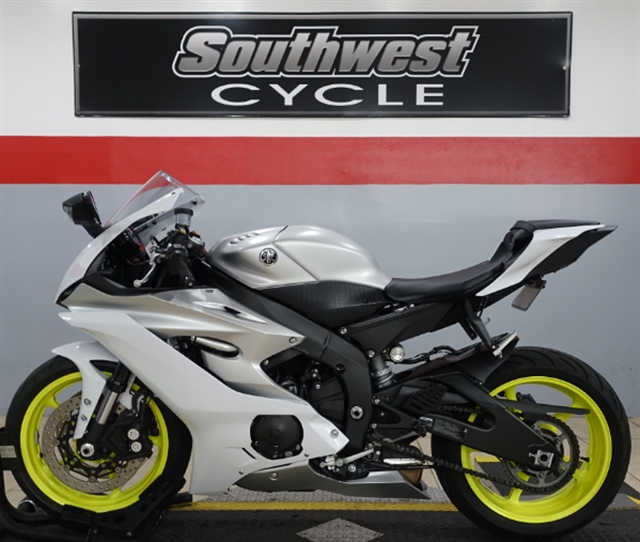 2017 Yamaha YZF R6 at Southwest Cycle, Cape Coral, FL 33909