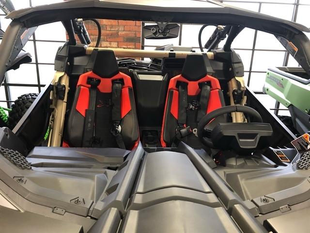 2021 Can-Am Maverick X3 X rs TURBO RR at Wild West Motoplex