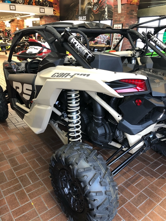 2021 Can-Am Maverick X3 X rs TURBO RR at Wild West Motoplex