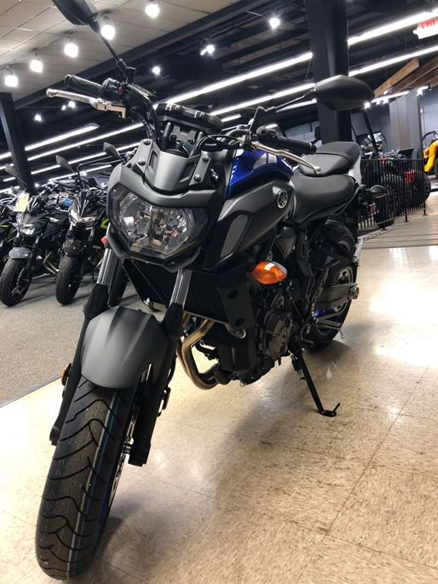 2020 Yamaha MT 07 at Sloans Motorcycle ATV, Murfreesboro, TN, 37129