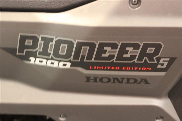 2018 Honda Pioneer 1000-5 LE at Kent Powersports, North Selma, TX 78154
