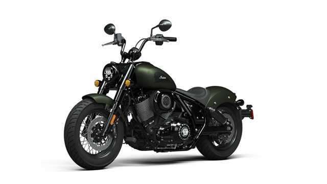2022 Indian Chief Bobber Dark Horse at Fort Myers