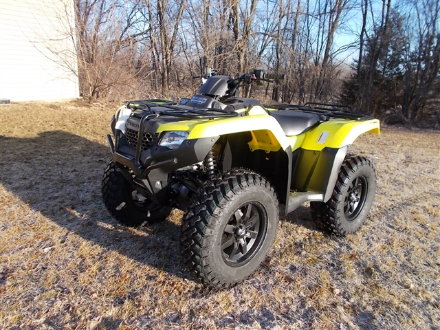 2018 Honda FourTrax Rancher 4X4 Automatic DCT IRS EPS at Nishna Valley Cycle, Atlantic, IA 50022