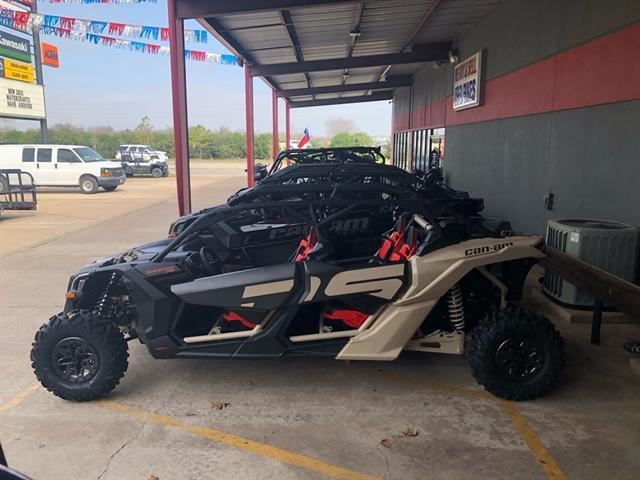 2021 Can-Am Maverick X3 MAX X ds TURBO RR at Wild West Motoplex