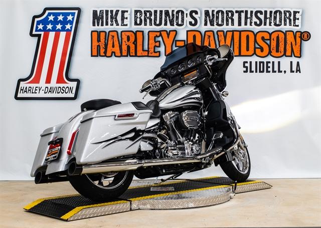 2015 Harley-Davidson Street Glide CVO Street Glide at Mike Bruno's Northshore Harley-Davidson