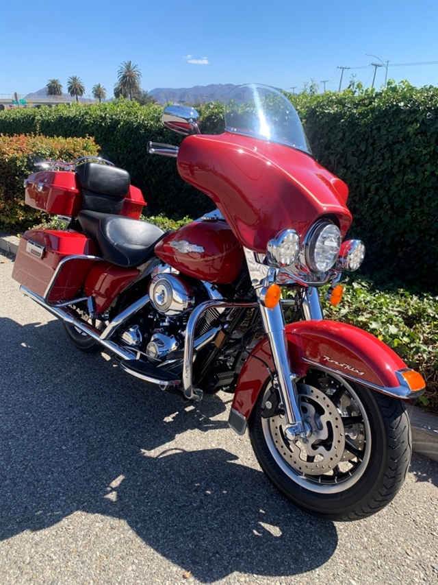 2008 HARLEY FLHR FIREFIGHTER EDITION at Ventura Harley-Davidson