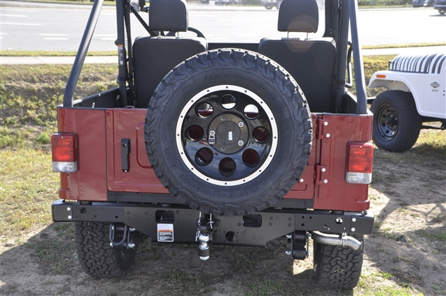 2019 Mahindra Roxor at Seminole PowerSports North, Eustis, FL 32726