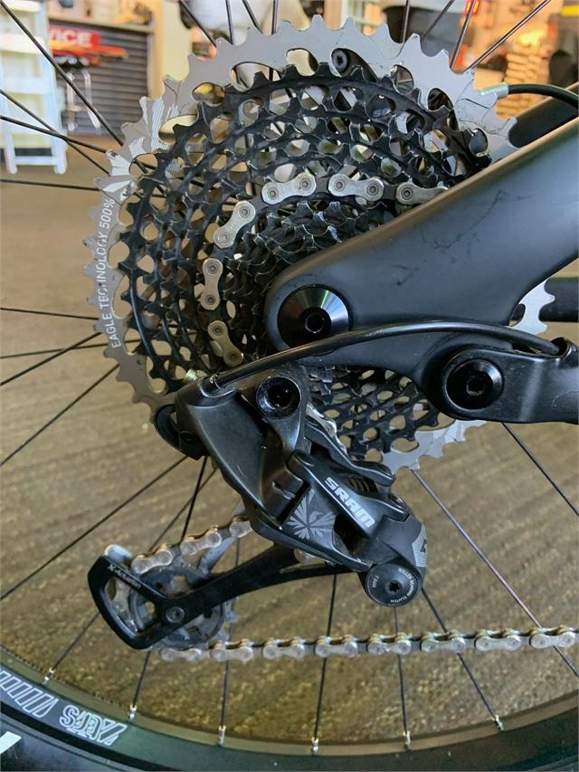 2019 NORCO RANGE C M29 CUSTOM Black at Full Circle Cyclery