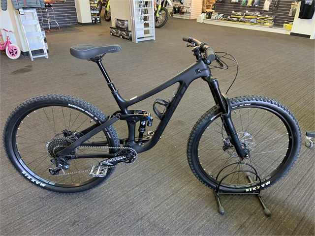 2019 NORCO RANGE C M29 CUSTOM Black at Full Circle Cyclery