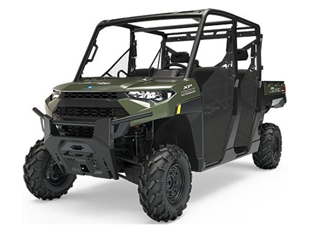 2019 Polaris Ranger Crew XP 1000 EPS at Sloans Motorcycle ATV, Murfreesboro, TN, 37129