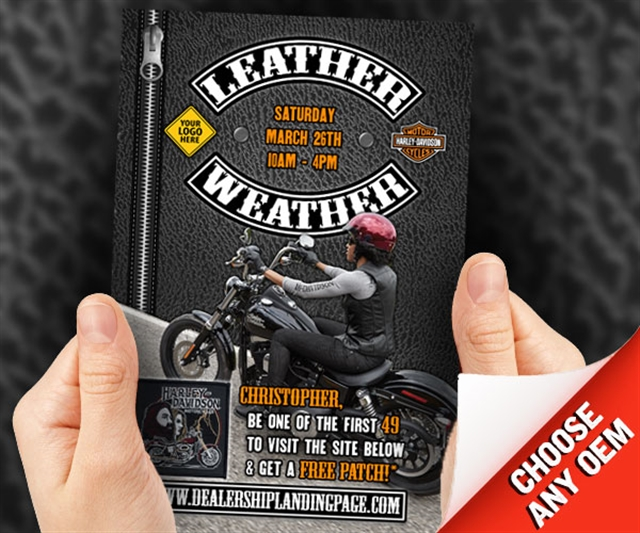 2018 FALL Leather Weather Powersports at PSM Marketing - Peachtree City, GA 30269