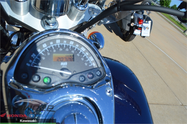 2007 Honda VTX 1300 C at Shawnee Honda Polaris Kawasaki