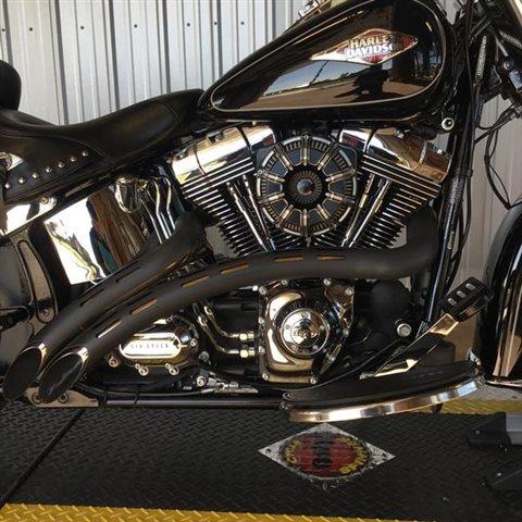 2014 Harley-Davidson Softail Heritage Softail Classic at Calumet Harley-Davidson®, Munster, IN 46321